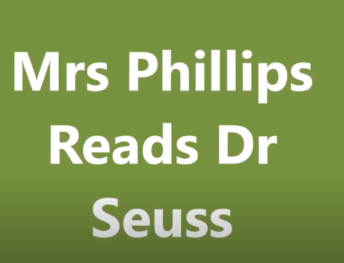 Mrs Phillips Reads Dr Seuss