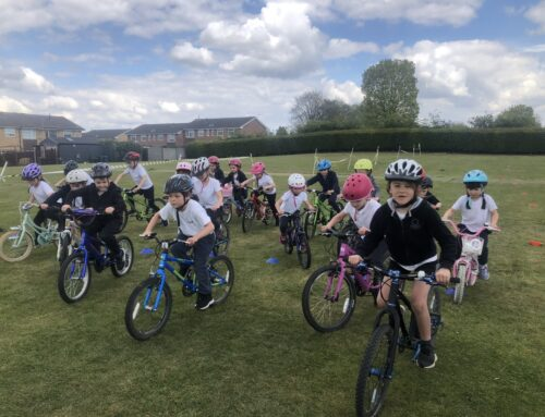 Wow Year 1s what fabulous bike riders you are!