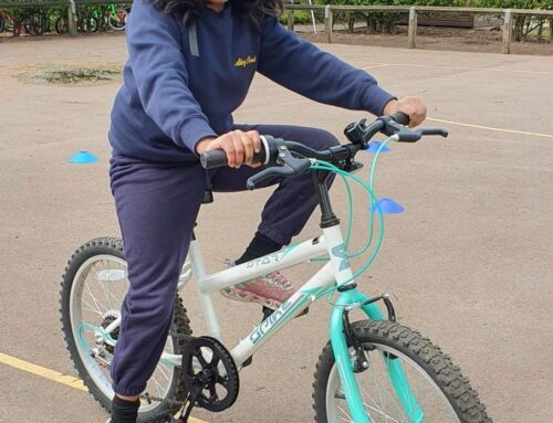 Year 2 Bike Fun!