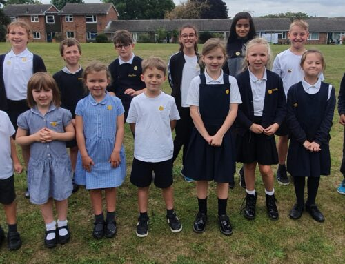 Meet our new School and Wellbeing Council 2021-2022!