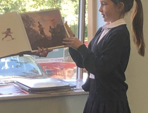 Year 5 Library Visits