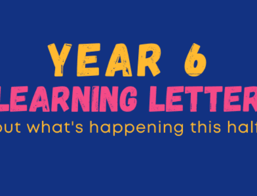Year 6 Learning Letter – Autumn 1